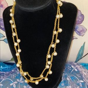🌸🌸BOGO Vintage Pearl Necklace🌸🌸